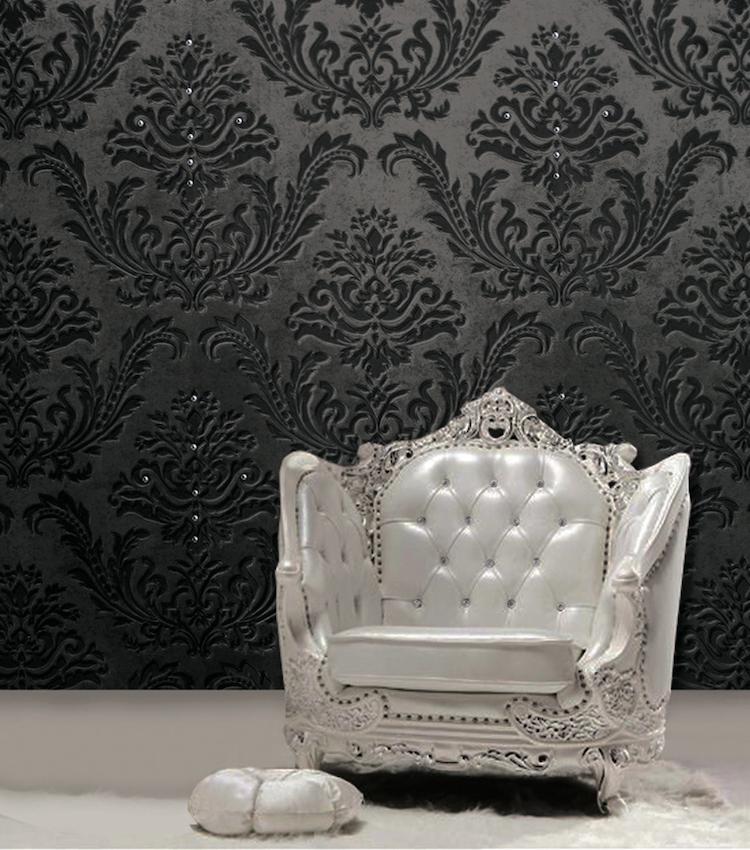 papier peint baroque 30 idees de luxe