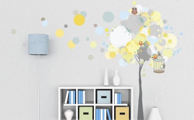 Stickers Chambre Bb 28 Belles Ides De Dcoration Murale