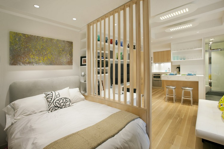 cloison chambre a coucher 31 idees