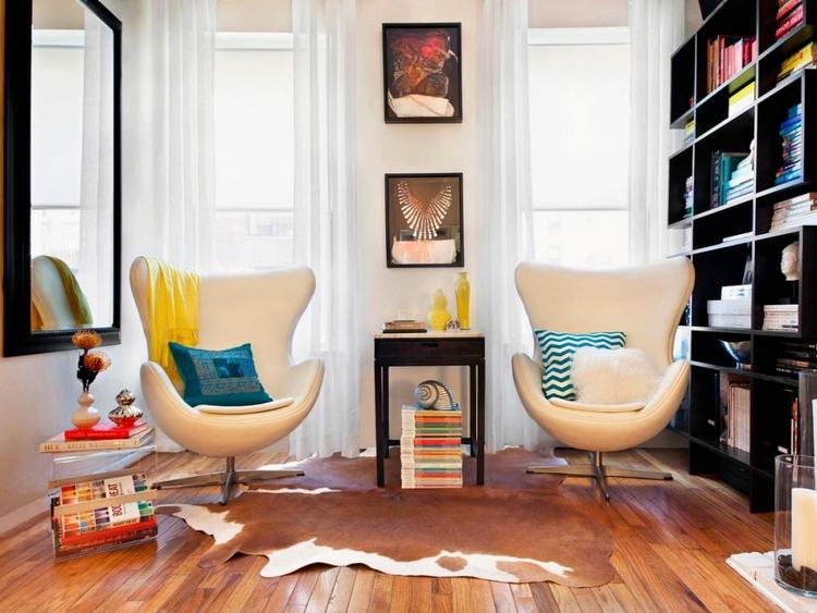 decoration salon comment meubler et