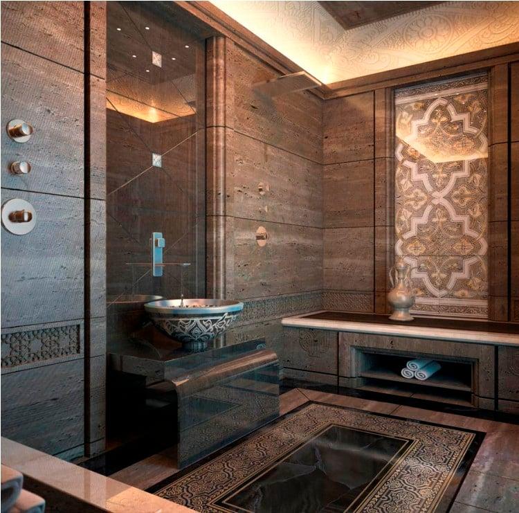 idees deco salle de bains de style marocain une opulence visuelle et sensuelle