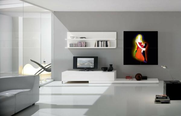 les meubles de salon moderne