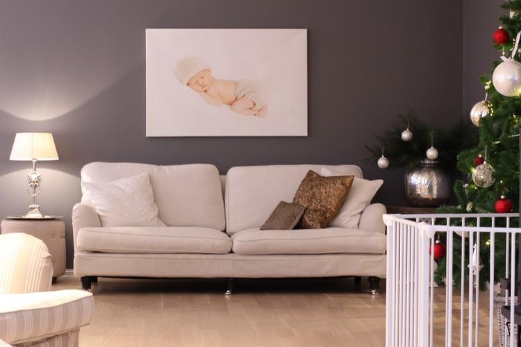 Peinture Salon Grise 29 Ides Pour Une Atmosphre Lgante