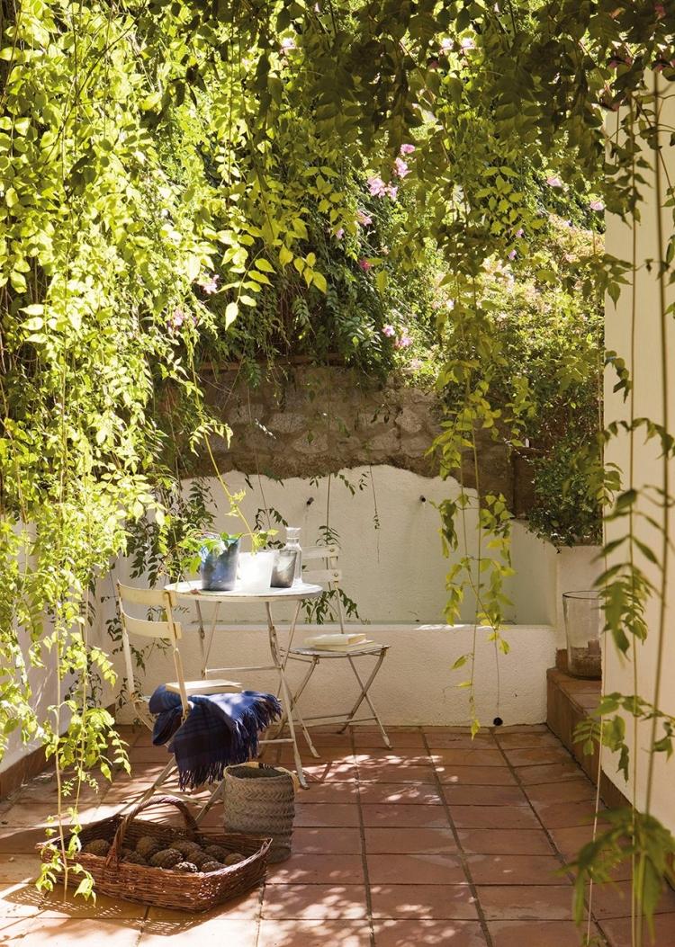 Dco Terrasse Desprit Toscane 25 Belles Ides