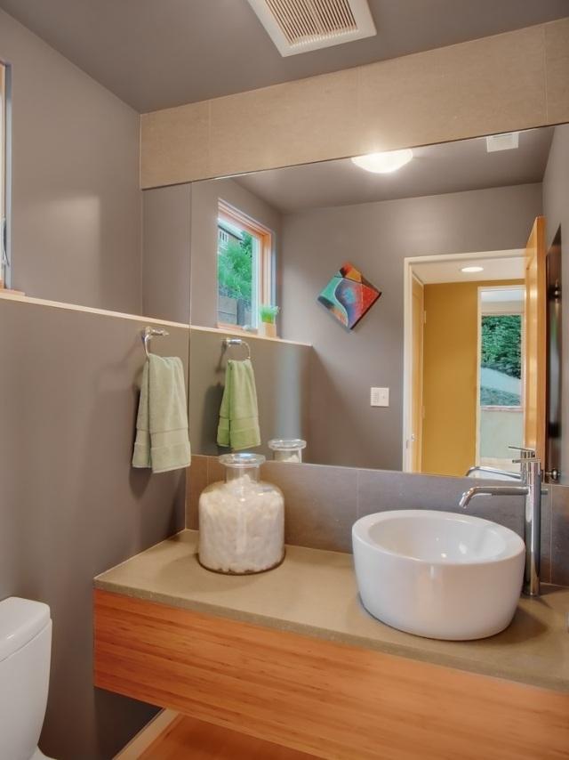 peinture pour salle de bain idees