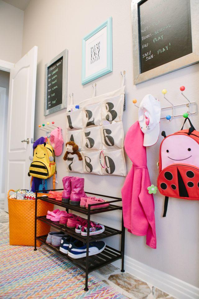 rangement pour enfant et idees de deco pour une organisation parfaite