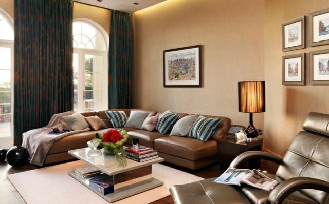Ide Dco Salon De Style Anglais Pour Atmosphre Lgante