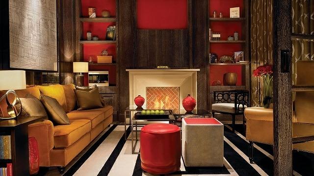 Maison Fauteuil Design Marron Décoration de maison ...