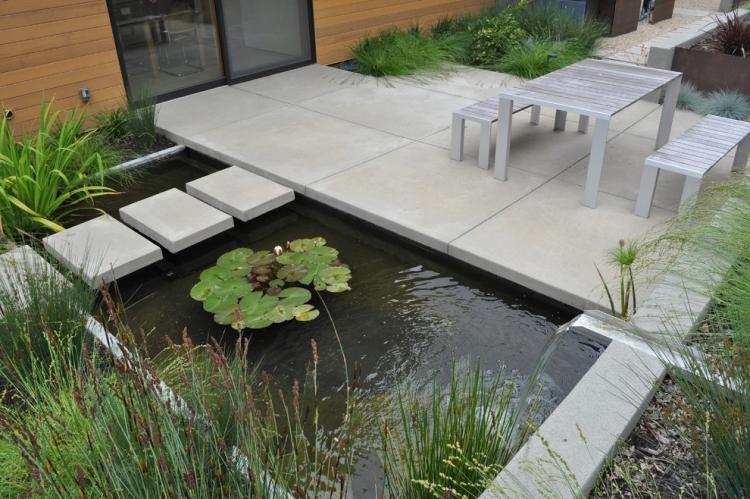 bassin de jardin 12 idees pour