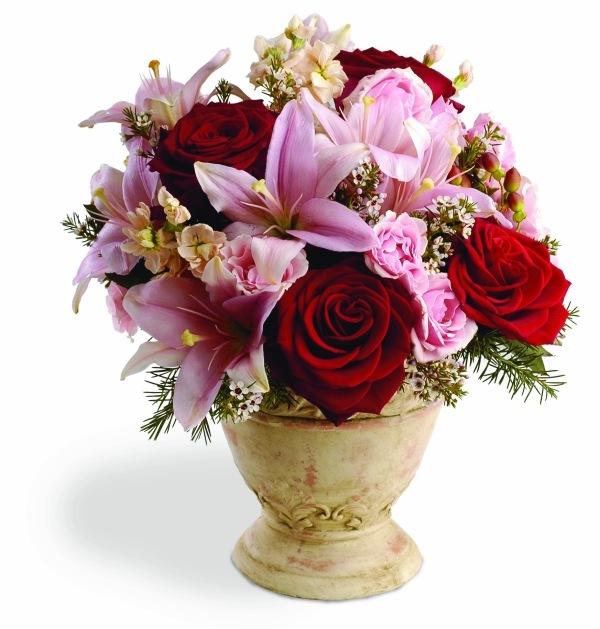 Bouquet De Fleurs Pour Saint Valentin Surprenez Votre Chrie