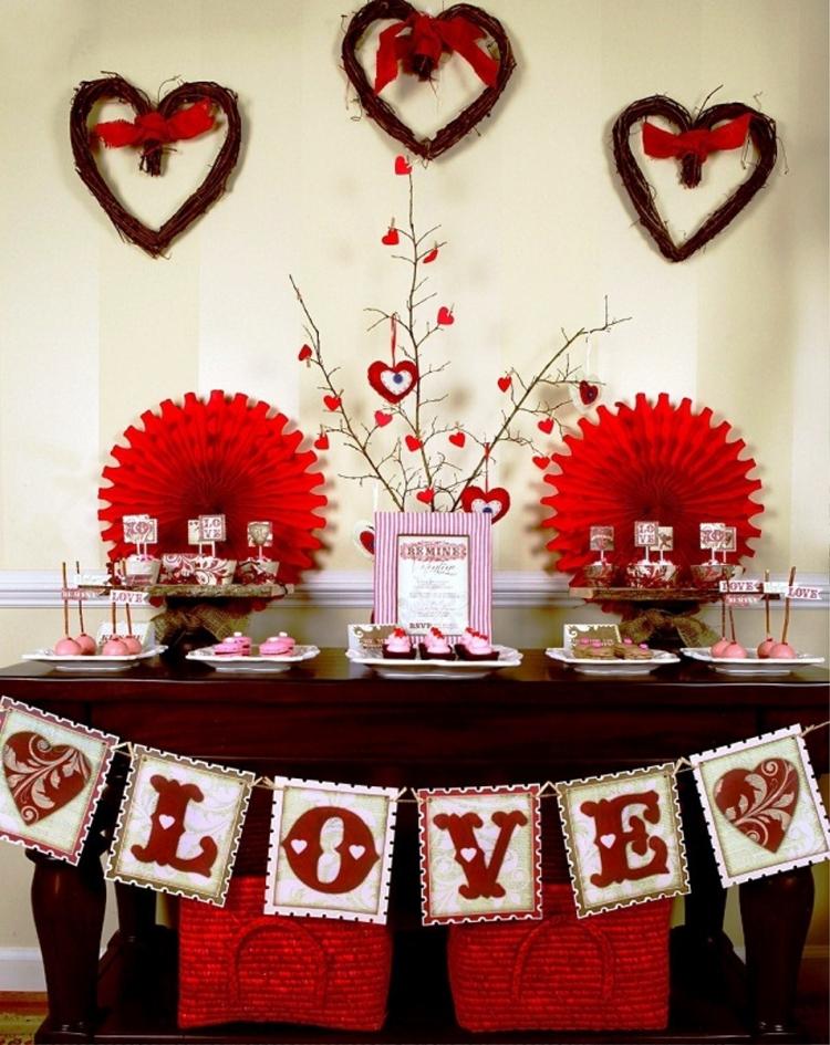 13 Ides Dco Sympas Pour Votre Saint Valentin Party