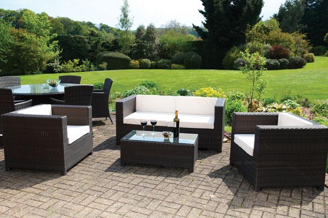 Plastic Rattan Garden Furniture Uk Resin Wicker Furniture Pe
