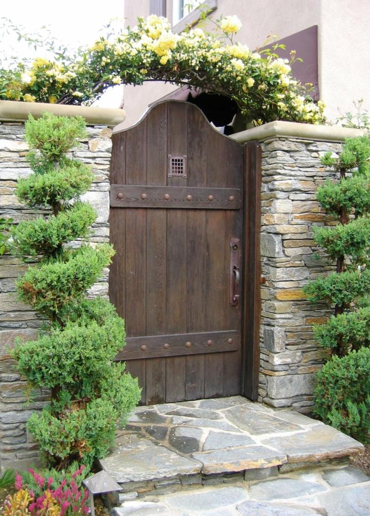 portillon de jardin et portail les