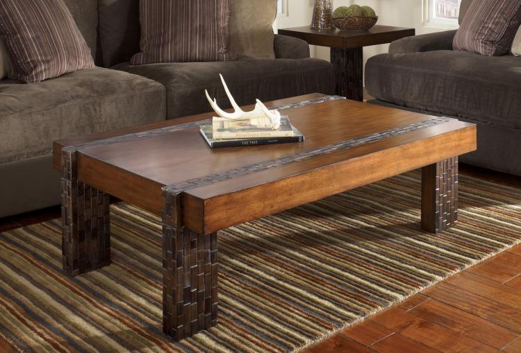 Table Basse En Bois Projets DIY Gniaux