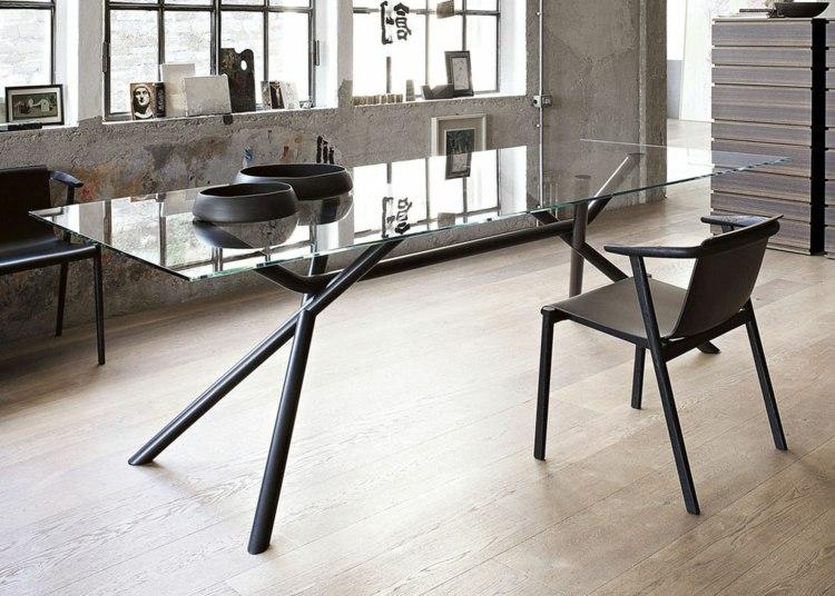Table Et Chaises Avec Dco Salle Manger Ides 29 Photos