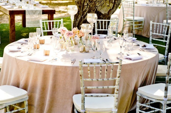 decoration de table mariage en 28 idees