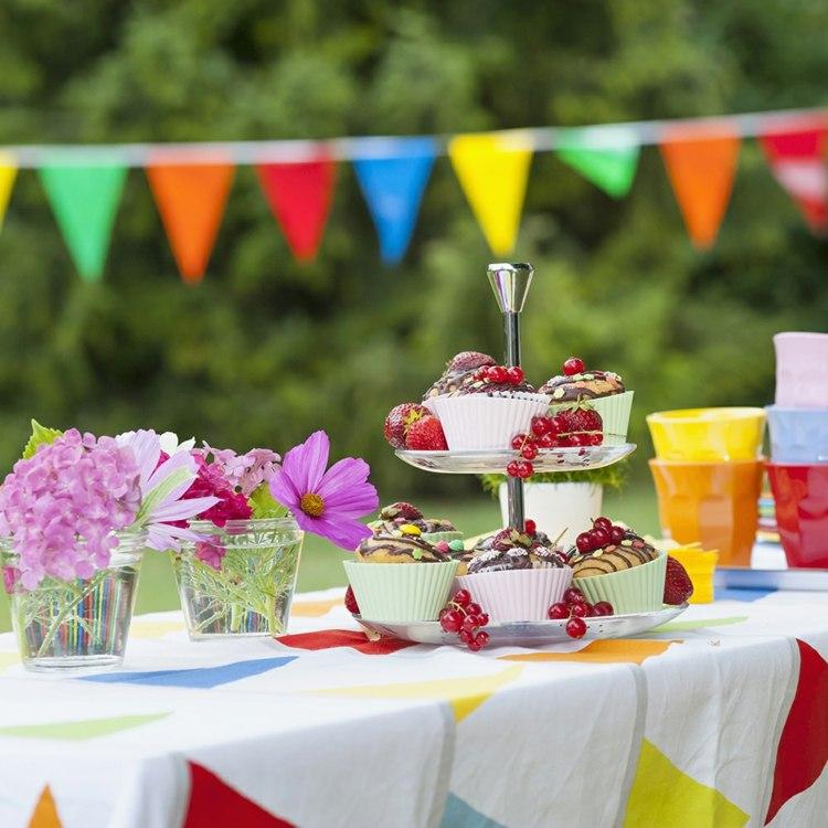 Dcoration Garden Party En 30 Ides Originales Pour Lt