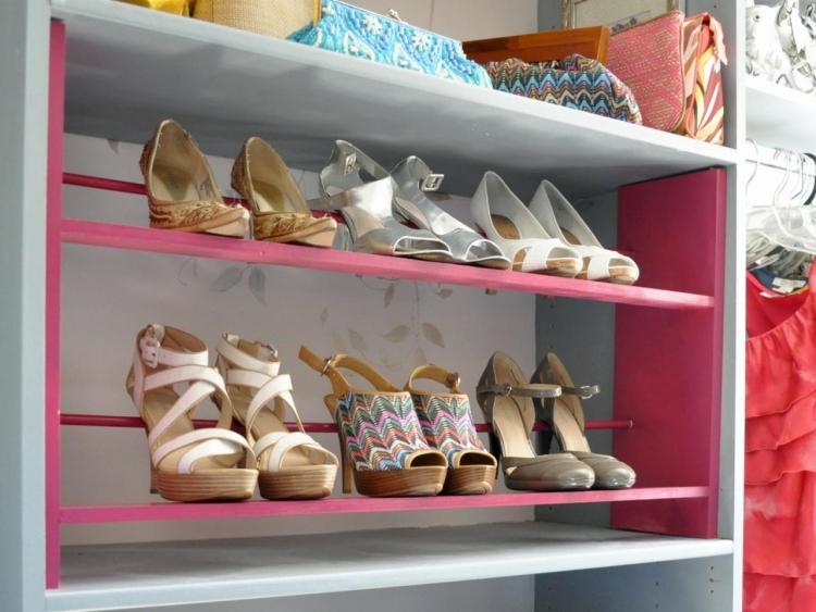 rangement chaussures original en 33