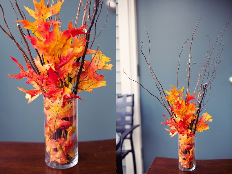 Feuilles d'automne: 50 idées pour les intégrer dans votre déco!