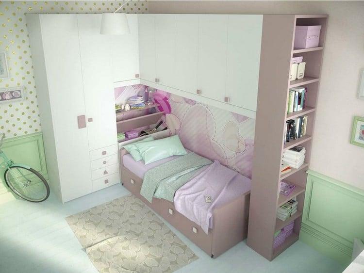 armoire lit escamotable et lits