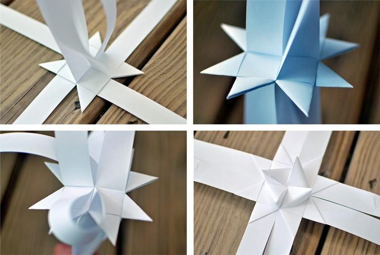 Deco Noel Origami Trendy Boulesdenol With Deco Noel