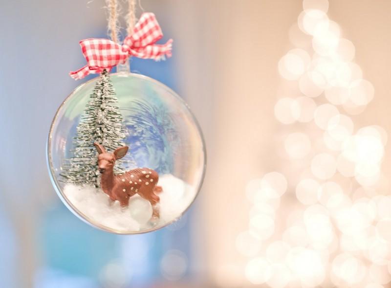 Boule Neige Faite Maison 38 Ides De Cadeaux Ou Dcoration