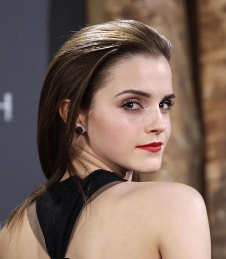 comment-bien maquiller automne maquillage classique Emma Stone
