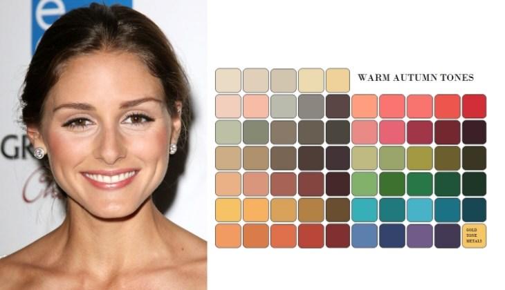 comment bien se maquiller automne tons pastel Olivia Palermo