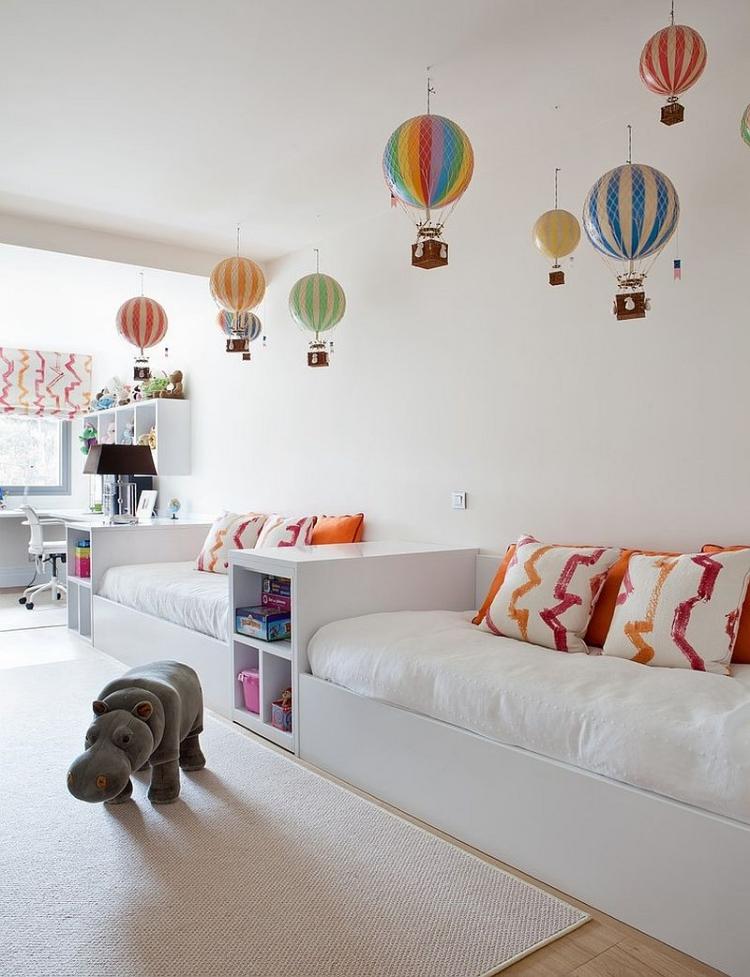 couleur chambre enfant plus de 30 idees cool a part la peinture murale