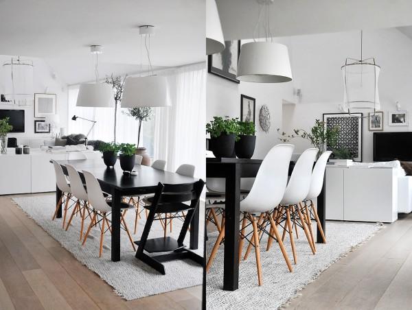 Design Scandinave Salle Manger En 58 Ides Inspirantes