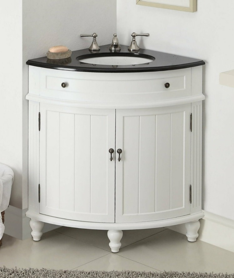meuble vasque salle de bain petit