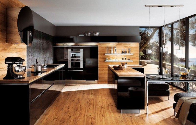 hauteur plan de travail cuisine adaptee