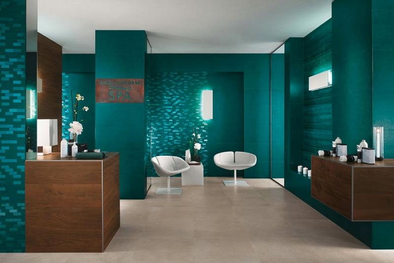 Mosaique Salle De Bain Verte Et Idees Pour Les Autres Pieces