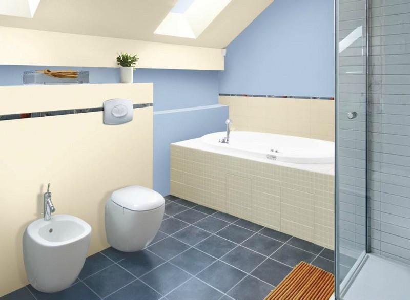 salle de bain coloree 55 meubles