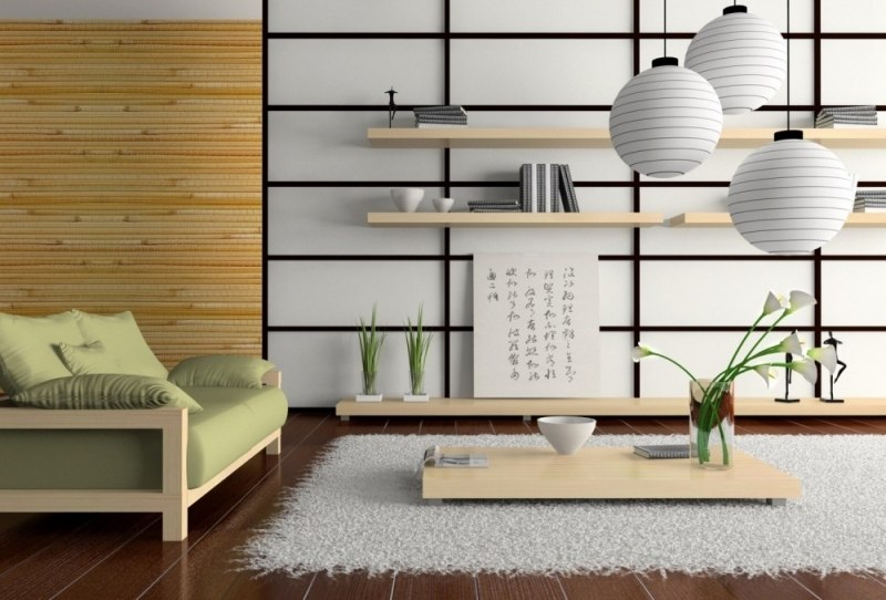 Idee Deco Salon Ambiance Zen En 42 Photos Sublimes