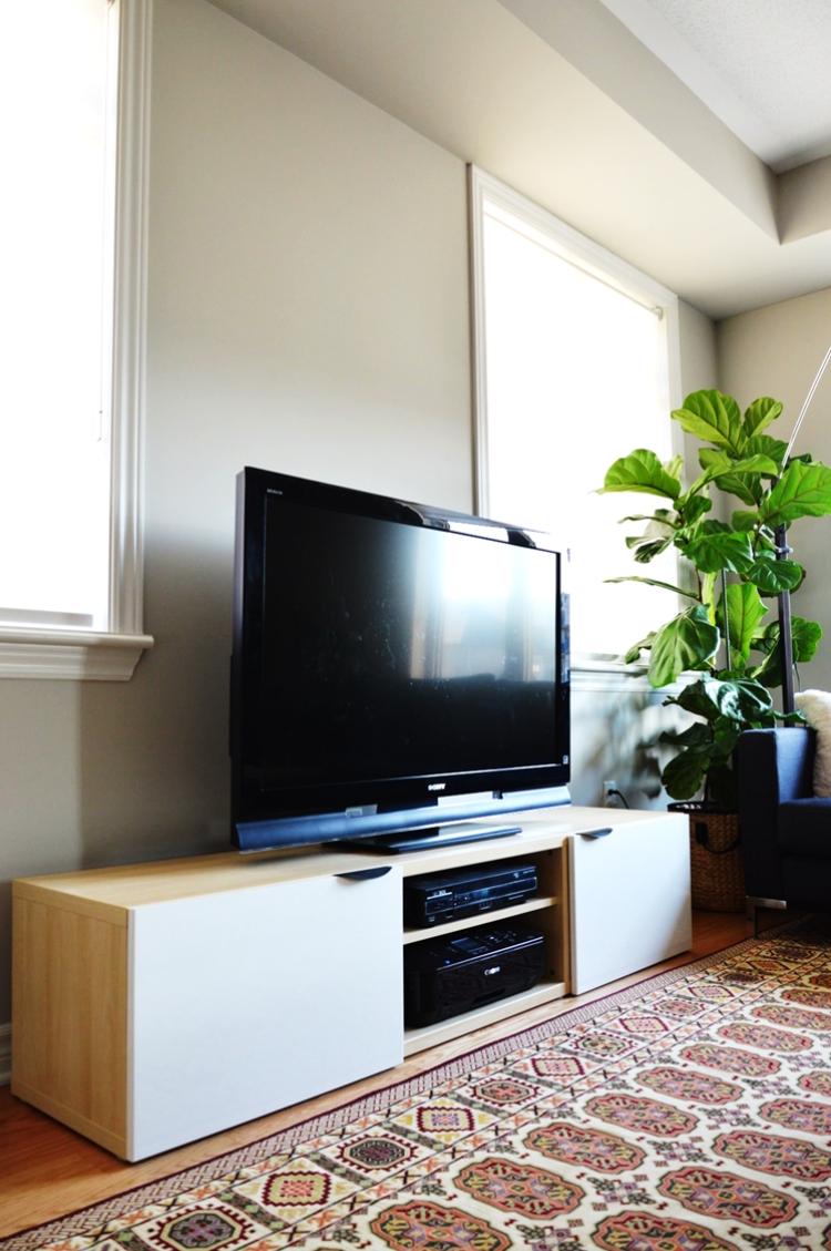 meuble besta ikea le meuble modulable
