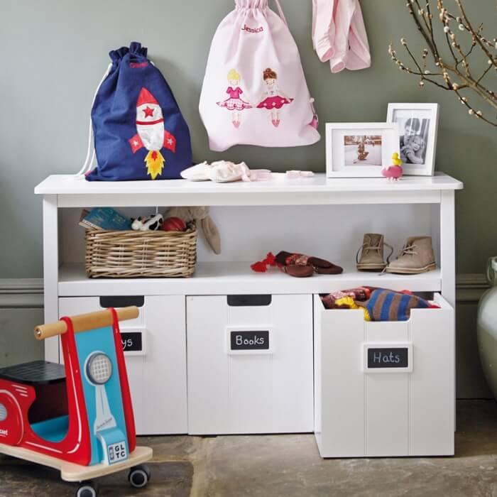 meuble rangement enfant pour instaurer