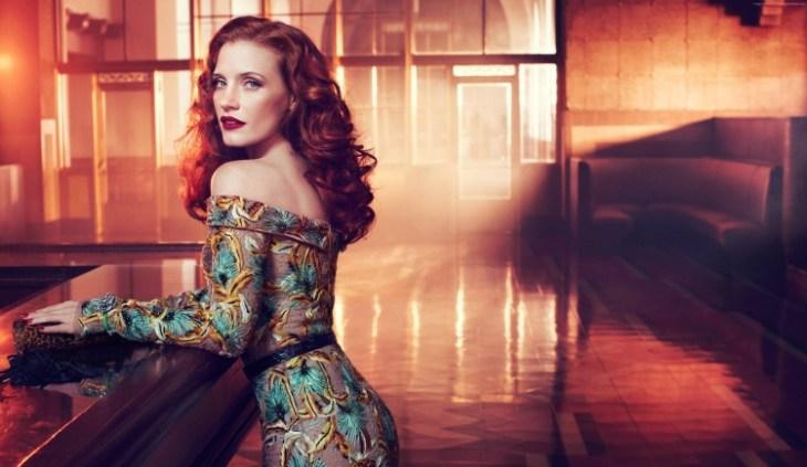 coiffure pour noël esprit-romantique-robe-colorée