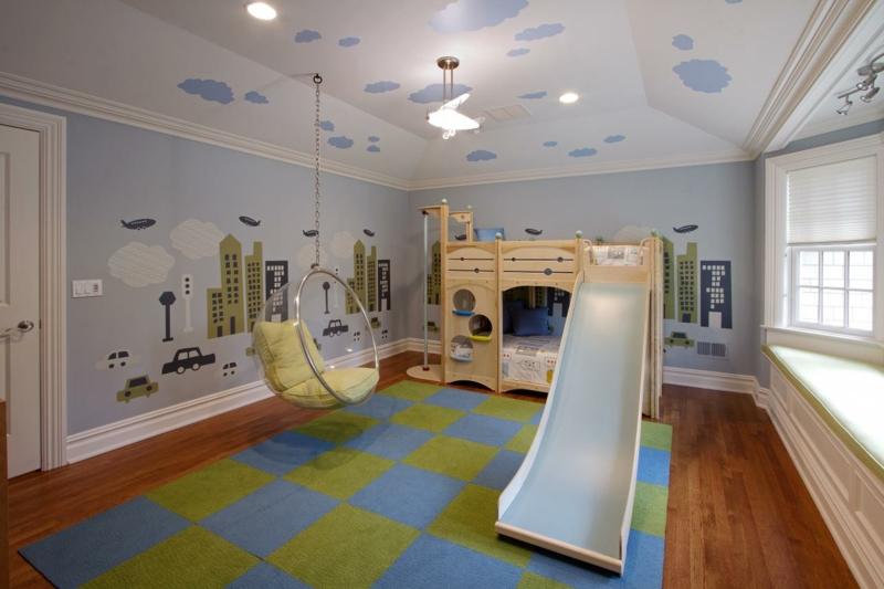 lit cabane enfant en 22 idees creatives