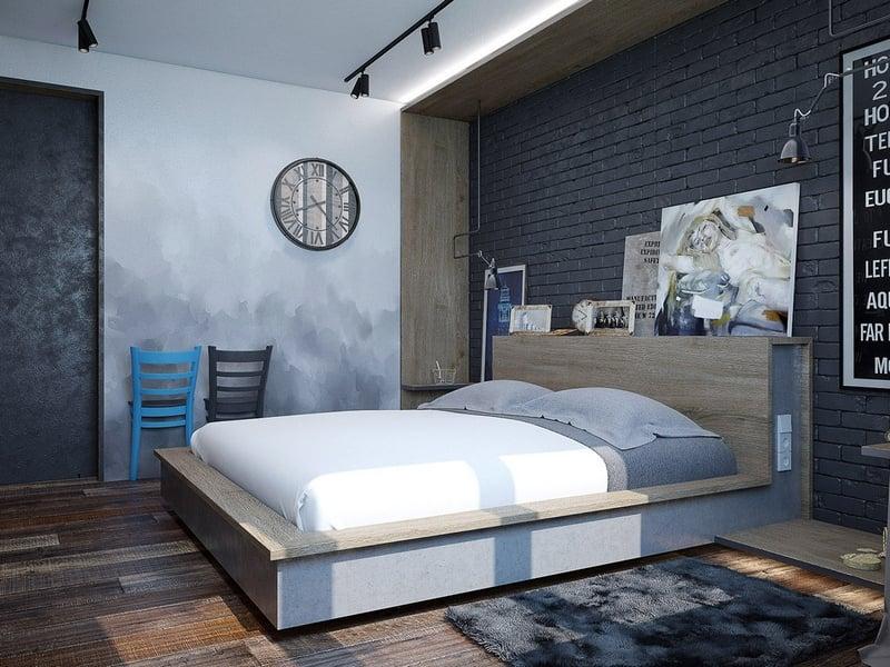 Dcoration Chambre Adulte Textures Art Et Luminaires