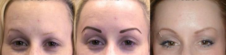 maquillage-permanent-sourcils-pigments-différents-nuances