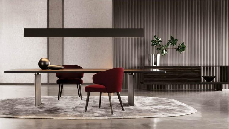 meuble design pour salon et salle a manger 8 tables et fauteuils design pour connaisseurs