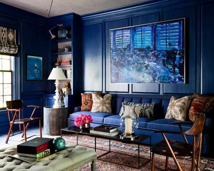 peinture salon moderne apprivoisez
