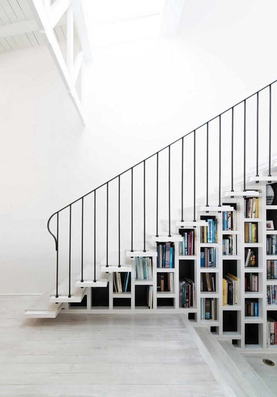 escalier design en 8 exemples contemporains