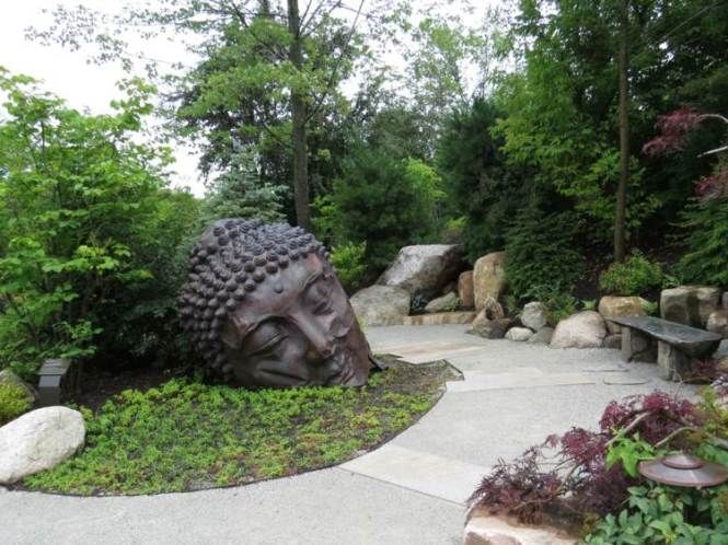 deco jardin bouddha  Home Decore Inspiration