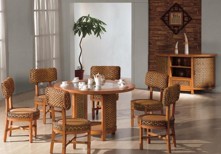 meubles en rotin pour embellir l espace