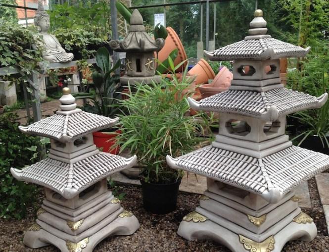 Statue De Jardin Zen Le Bouddha éternel Et L 39 Art La Décoration Orientale 14 34