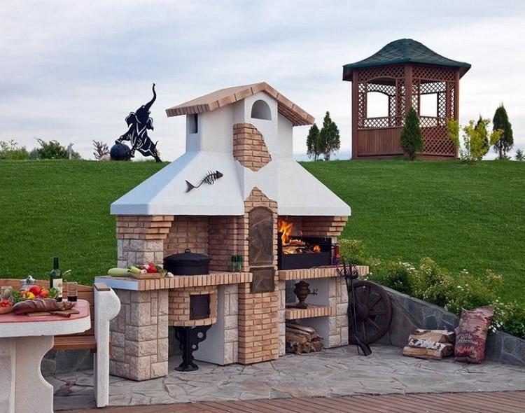 fabriquer un barbecue 20 idees