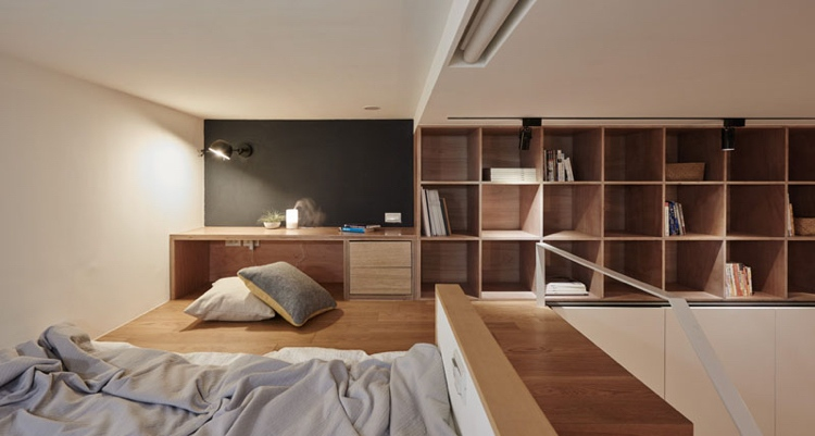 Russir Amnager Un Petit Espace Un Studio De 22m2 Taiwan