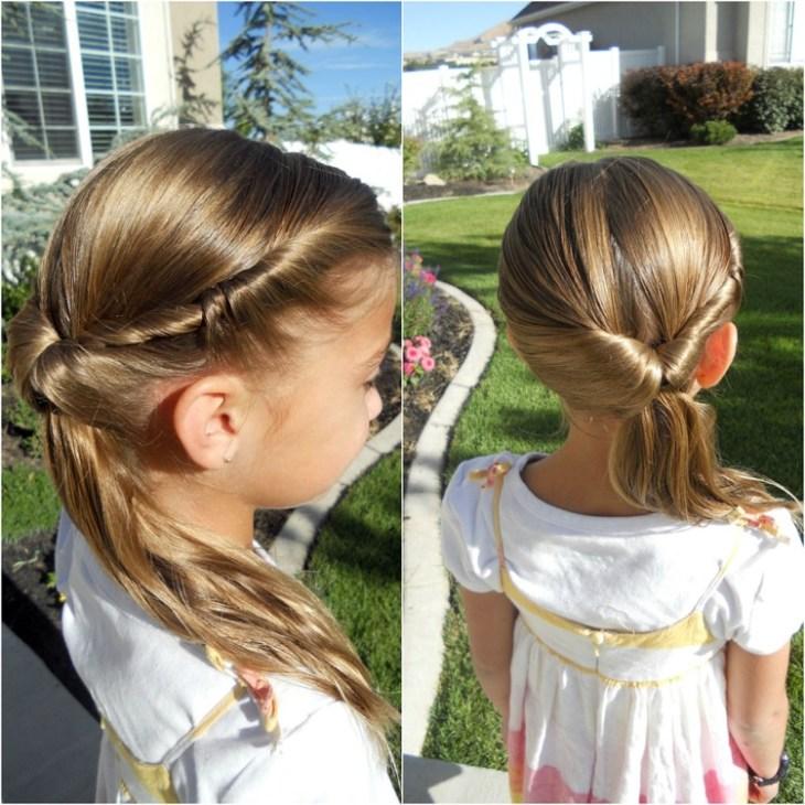 coiffure pour petite fille -tresse-twistée-coiffure-rentrée